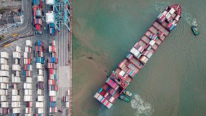 Managing supply chain distribution