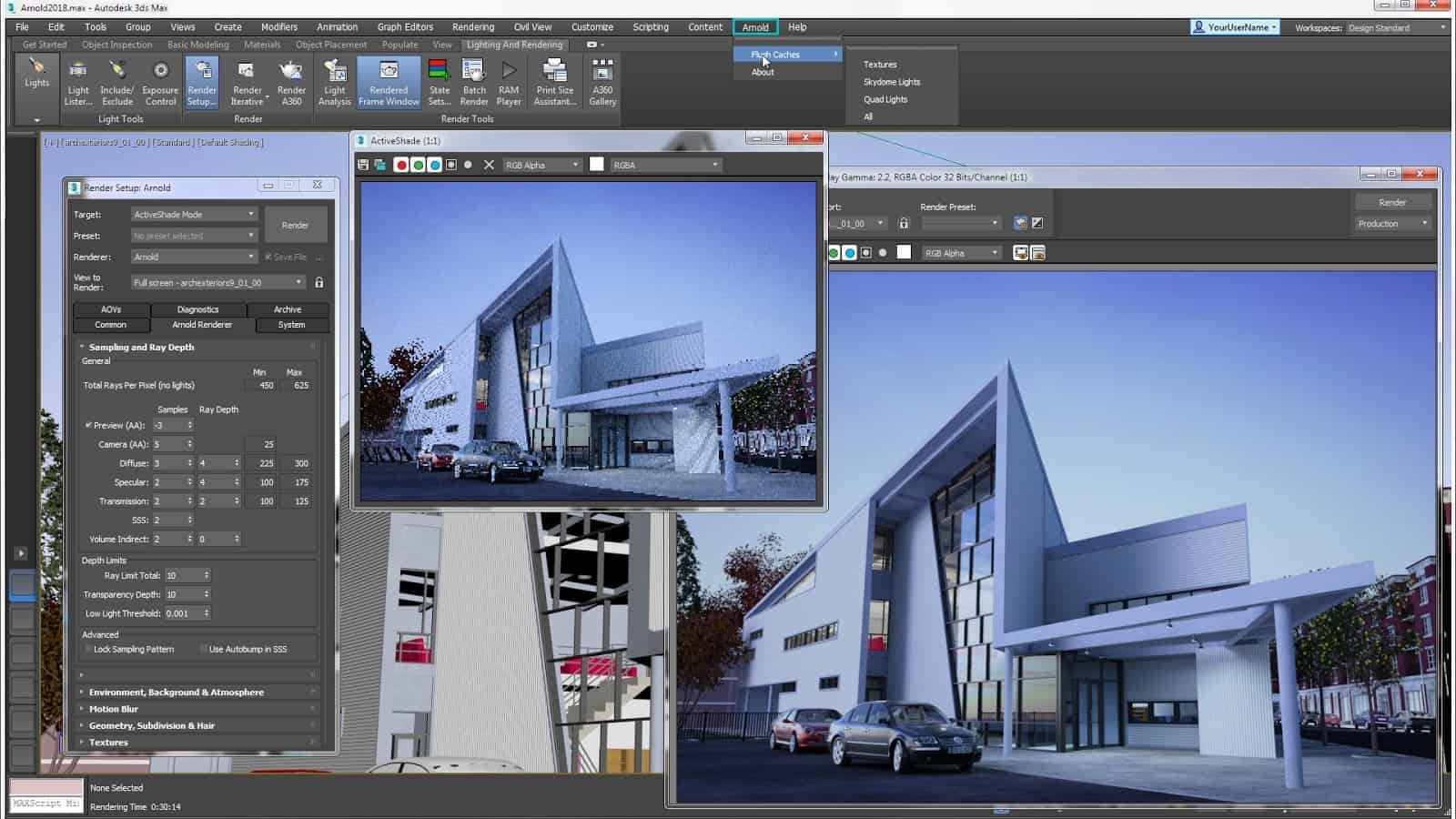 3DS Max for Architecture & Interior Designing
