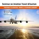 Free Seminar on Pathway to Aviation, Travel & Tourism Careers