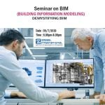 Seminar on Building Information Modeling (BIM)