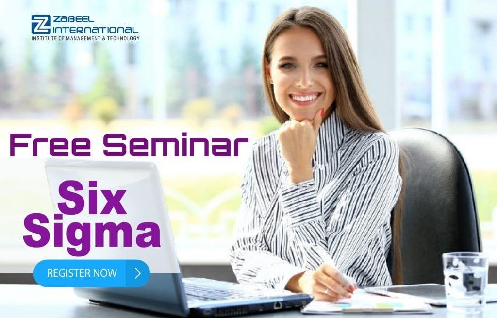 free seminar on six sigma