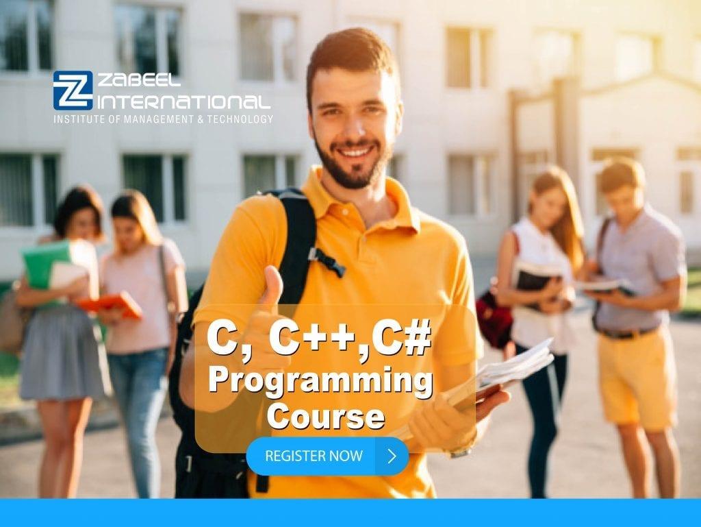 c c++ c# programming