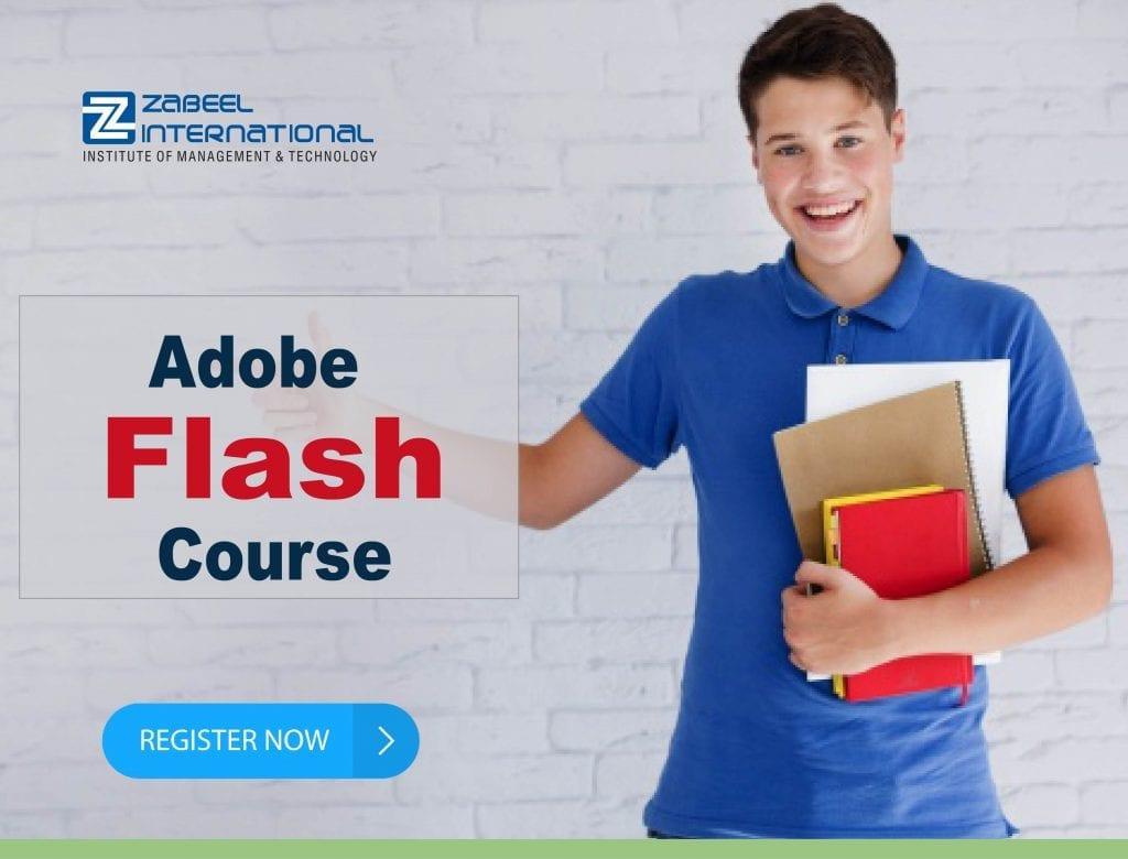adobe flash course