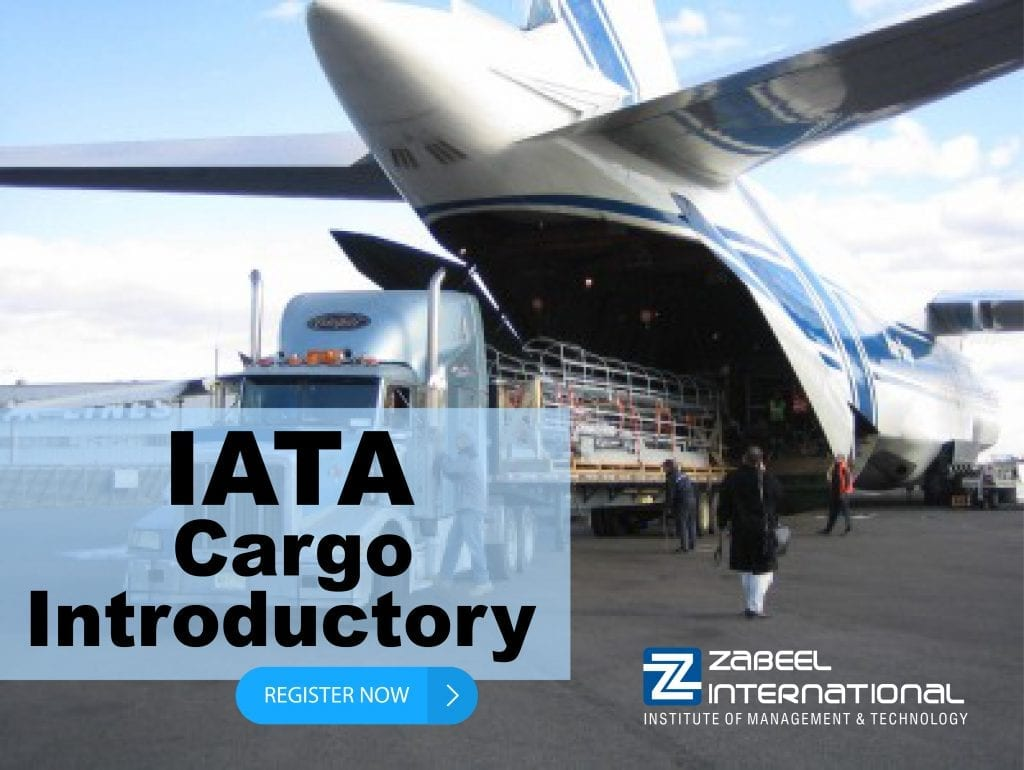 iata cargo introductory