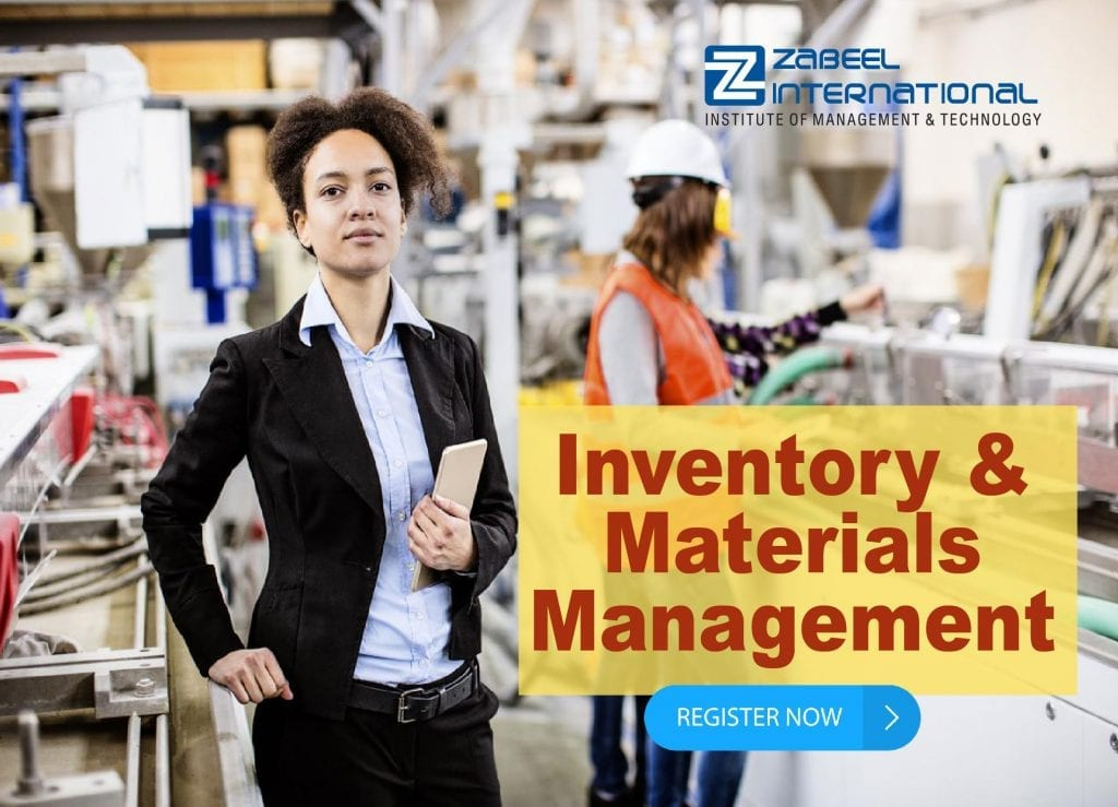 inventory material management
