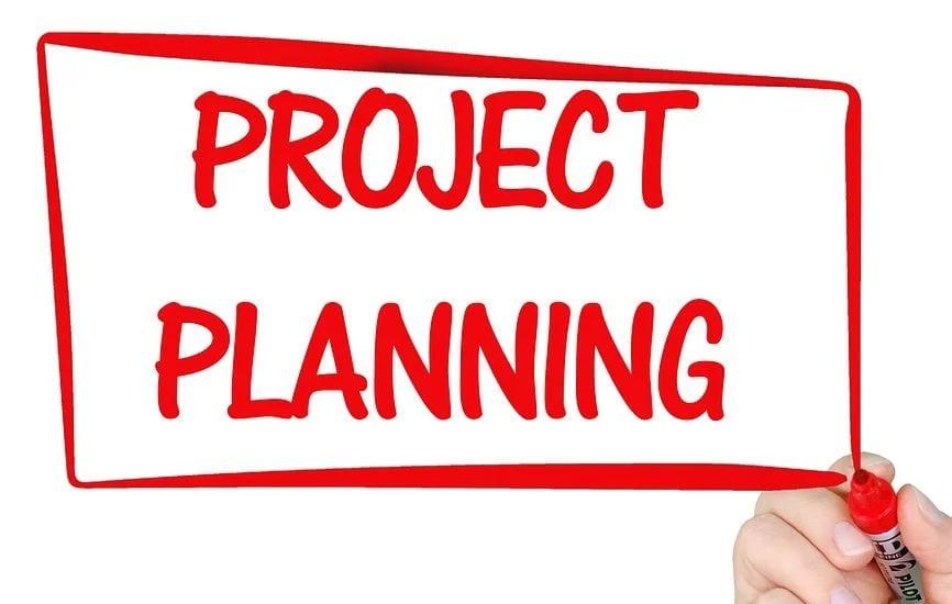 planning and organising skills